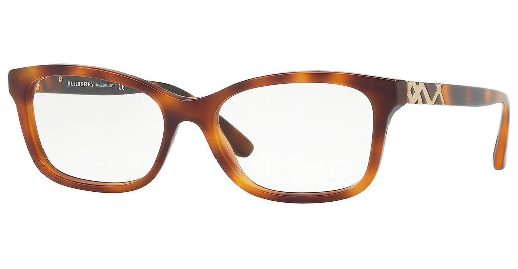 Burberry   BE2249 3316 LIGHT HAVANA