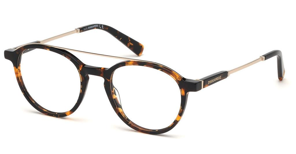 Dsquared   DQ5277 056 havanna