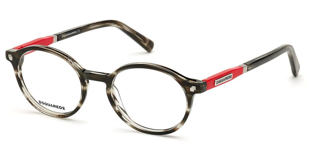 Dsquared   DQ5298 020 grau