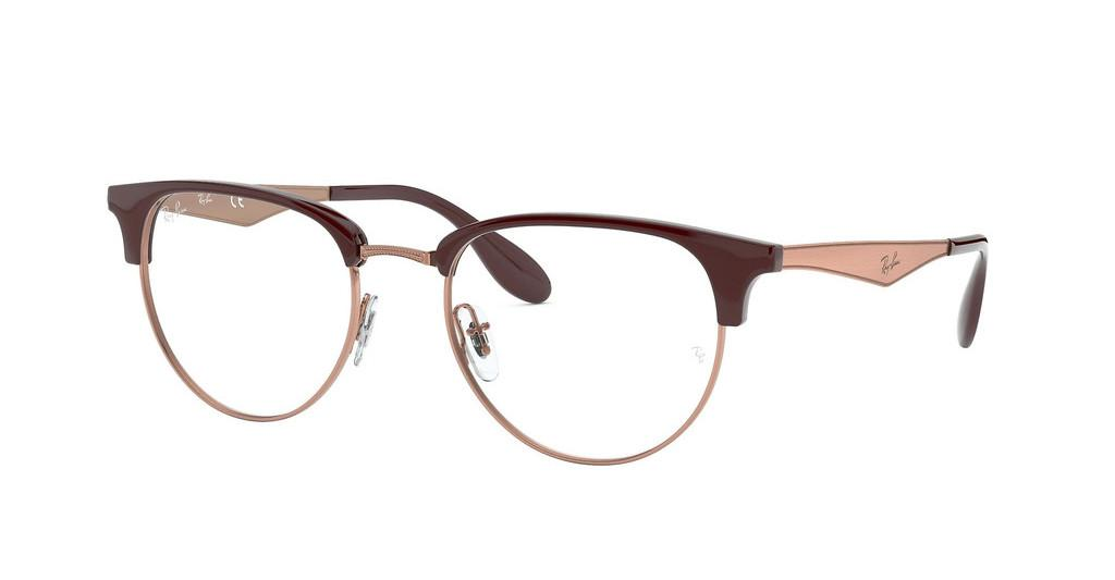 Ray-Ban   RX6396 5786 CHOCCOLATE/COPPER