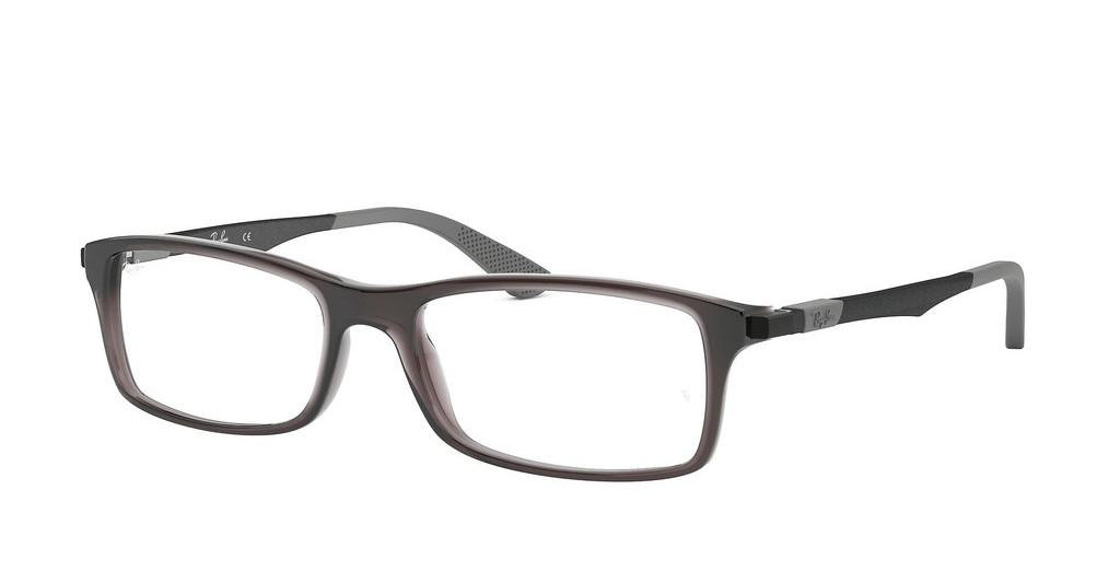 Ray-Ban   RX7017 5620 TRASPARENT GREY