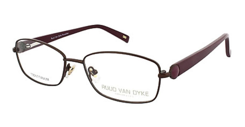 Ruud van Dyke   0593T 2 shiny dark brown
