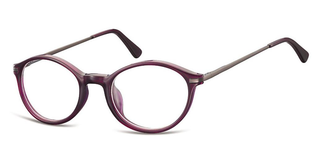 Sunoptic   AC40 E Dark Purple/Matt Gunmetal