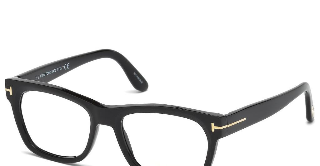 Tom Ford   FT5468 002 schwarz matt