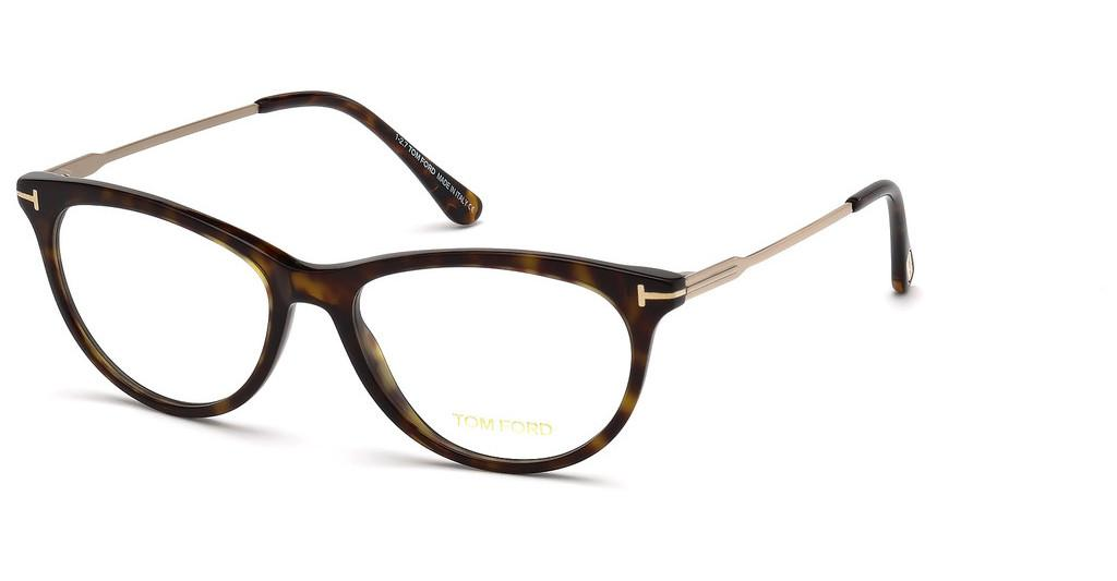 Tom Ford   FT5509 052 havanna dunkel