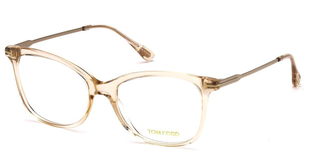 Tom Ford   FT5510 042 orange glanz