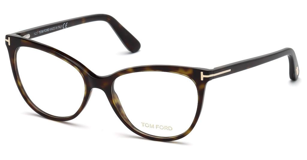 Tom Ford   FT5513 052 havanna dunkel