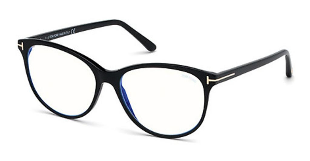 Tom Ford   FT5544-B 052 havanna dunkel