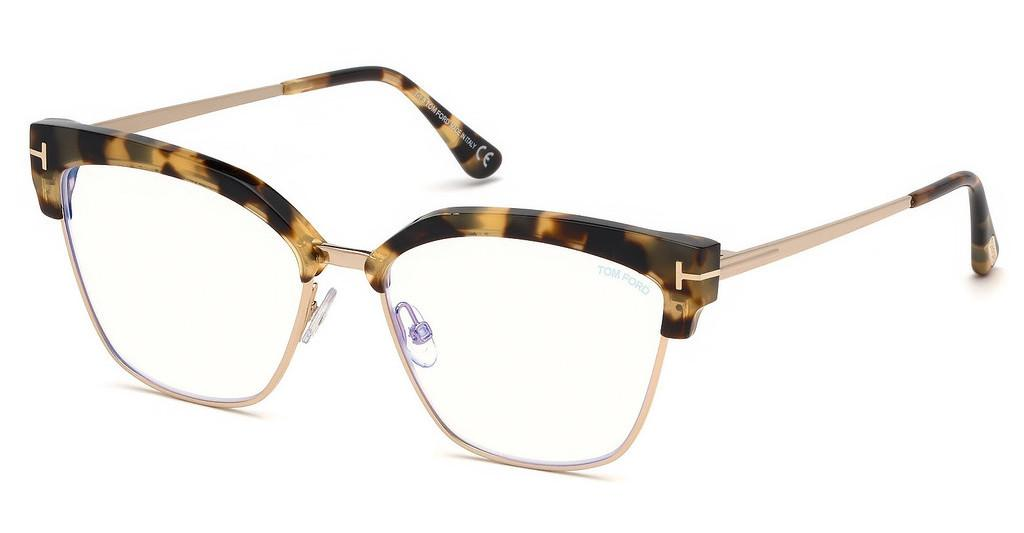 Tom Ford   FT5547-B 056 havanna