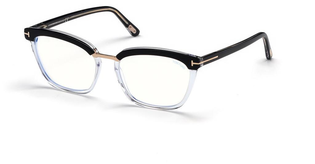 Tom Ford   FT5550-B 005 schwarz