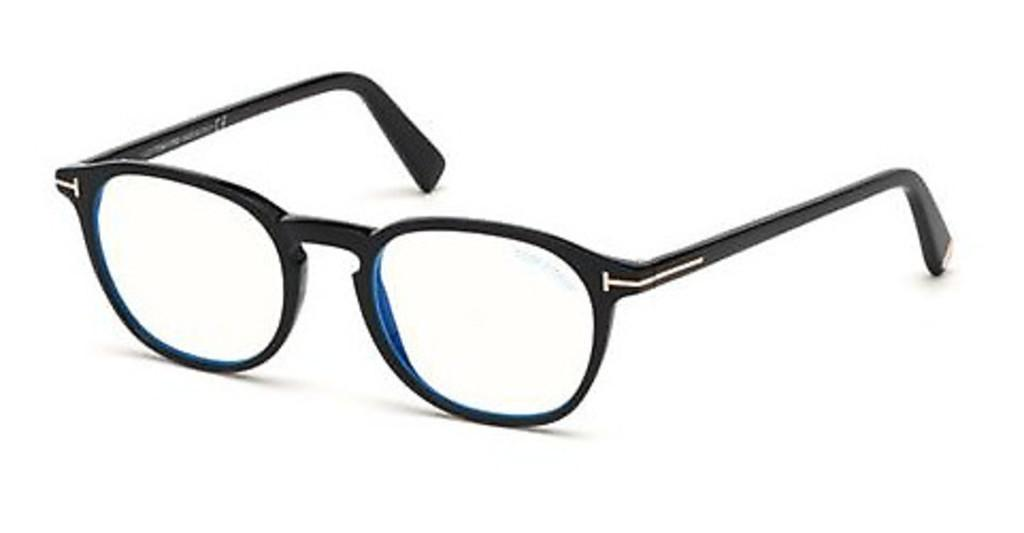 Tom Ford   FT5583-B 052 havanna dunkel