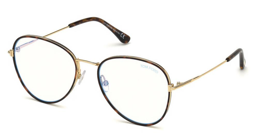 Tom Ford   FT5631-B 052 havanna dunkel