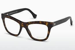 Eyewear Balenciaga BA5067 052 - Brown, Dark, Havana