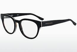 Eyewear Boss BOSS 0889 0T8 - Black, White, Brown, Havanna