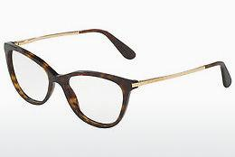 Eyewear Dolce & Gabbana DG3258 502 - Brown, Havanna