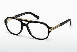 Eyewear Dsquared DQ5157 002 - Black, Matt