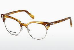 Eyewear Dsquared DQ5207 047 - Brown, Bright