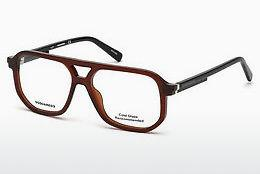 Eyewear Dsquared DQ5250 045 - Brown, Bright, Shiny