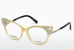 Eyewear Dsquared DQ5256 045 - Brown, Bright, Shiny
