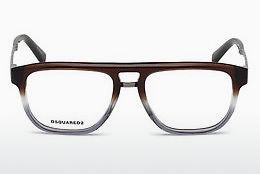 Eyewear Dsquared DQ5257 047 - Brown, Bright