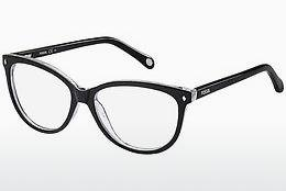 Eyewear Fossil FOS 6009 GW7 - Black, Grey, Flowers