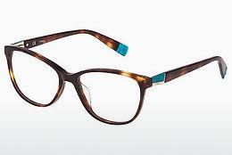 Eyewear Furla VFU004 04AP - Brown, Havanna