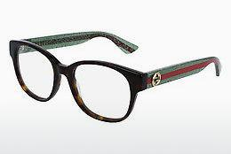 Eyewear Gucci GG0040O 002 - Brown, Havanna