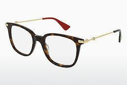 Eyewear Gucci GG0110O 002 - Brown, Havanna