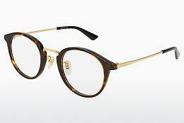Eyewear Gucci GG0322O 002 - Brown, Havanna