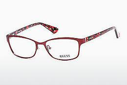 Eyewear Guess GU2548 070 - Burgundy, Bordeaux, Matt
