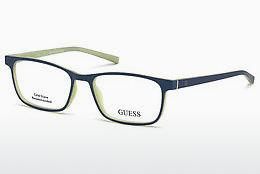 Eyewear Guess GU3003 091 - Blue, Matt
