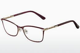 Eyewear Jimmy Choo JC134 J6Y - Red, Gold, Pink