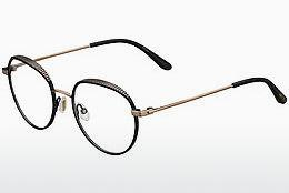 Eyewear Jimmy Choo JC168 PL0 - Black, Gold, Yellow