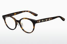 Eyewear Jimmy Choo JC185/F 086 - Brown, Havanna
