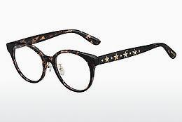 Eyewear Jimmy Choo JC185/F 1L7 - Pink, Brown, Havanna