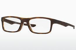 Eyewear Oakley PLANK 2.0 (OX8081 808104) - Brown, Havanna