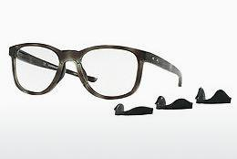 Eyewear Oakley CLOVERLEAF MNP (OX8102 810205) - Grey, Brown, Havanna