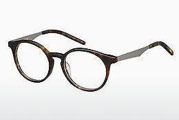 Eyewear Polaroid Kids PLD D803 I2H - Brown, Havanna, Silver