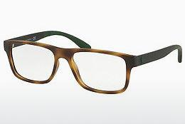 Eyewear Polo PH2182 5602 - Brown, Havanna