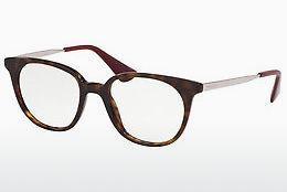 Eyewear Prada PR 13UV 2AU1O1 - Brown, Havanna
