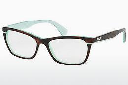 Eyewear Ralph RA7091 601 - Blue, Green, Brown, Havanna