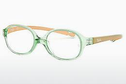 Eyewear Ray-Ban Junior RY1587 3766 - Transparent, Green