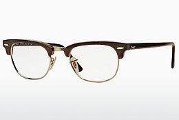 Eyewear Ray-Ban CLUBMASTER (RX5154 2372) - Brown, Havanna