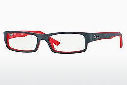 Eyewear Ray-Ban RX5246 5225 - Grey, Red