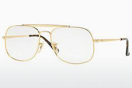 Eyewear Ray-Ban The General (RX6389 2500) - Gold