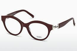 Eyewear Tod's TO5173 069 - Burgundy, Bordeaux, Shiny