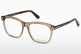 Eyewear Tom Ford FT5481-B 045 - Brown, Bright, Shiny