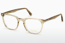 Eyewear Tom Ford FT5506 045 - Brown, Bright, Shiny