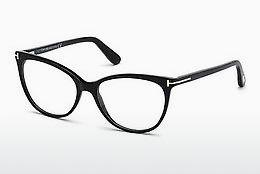 Eyewear Tom Ford FT5513 045 - Brown, Bright, Shiny