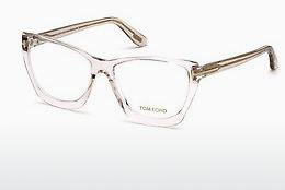 Eyewear Tom Ford FT5520 045 - Brown, Bright, Shiny